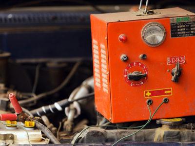 Prostownik elektroniczny
