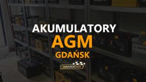 Akumulatory AGM Gdańsk